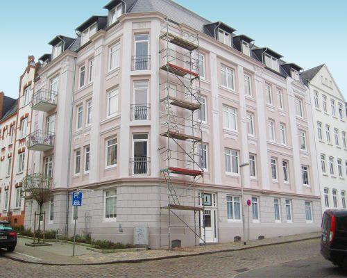 Fassadensanierung Harrislee Flensburg