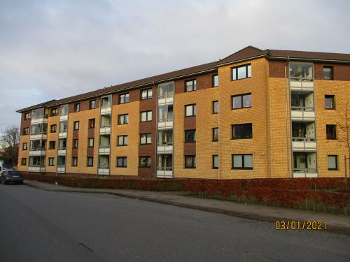 Verblendung Fassade Flensburg